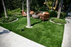 Example Corporate artificial grass Installation